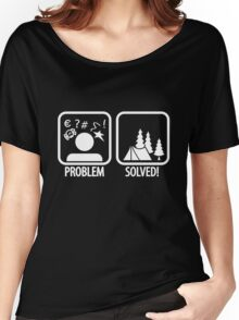 Problem Solved!  Women's Relaxed Fit T-Shirt