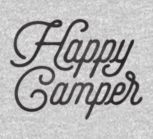 HAPPY CAMPER Kids Tee