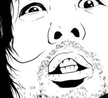 WWE Shinsuke Nakamura Yeaoh Sticker