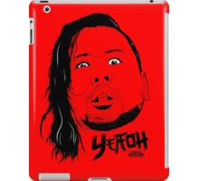 WWE Shinsuke Nakamura Yeaoh iPad Case/Skin
