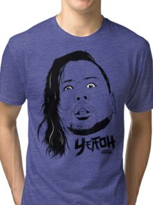 WWE Shinsuke Nakamura Yeaoh Tri-blend T-Shirt