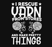 Rescue Yarn From Stores Unisex T-Shirt