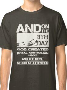 Royal Australian Navy T-shirt Classic T-Shirt