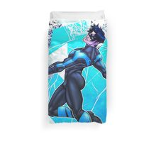 Nightwing Duvet Cover