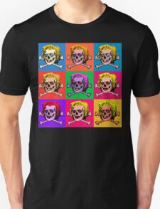 Masterpiece Skull Warhol T-Shirt