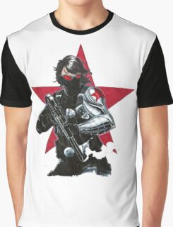Winter Soldier Graphic T-Shirt