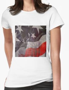 Quintessence of America Womens Fitted T-Shirt