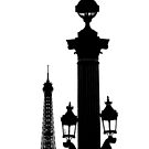 Parisian Silhouettes ~ Part One by artisandelimage