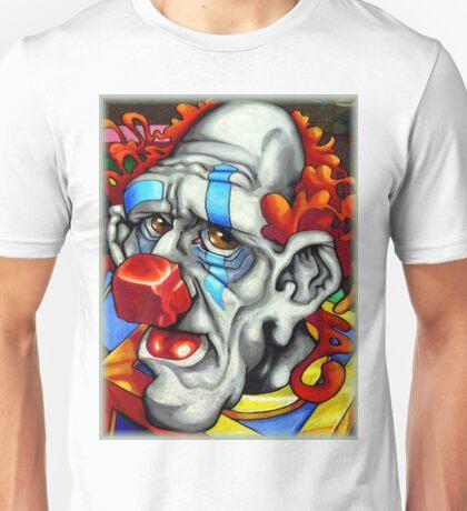 Chalk Portraits ~ Part Sixteen Unisex T-Shirt
