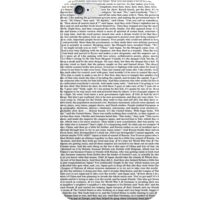 History of Japan iPhone Case/Skin