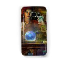 the teller Samsung Galaxy Case/Skin