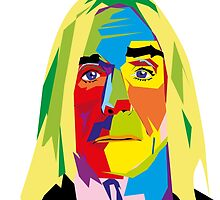 Iggy Pop by 2piu2design