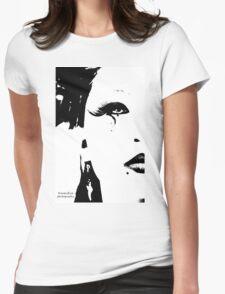 Sumi-iro Womens Fitted T-Shirt