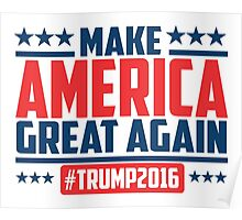 Make America great again Poster