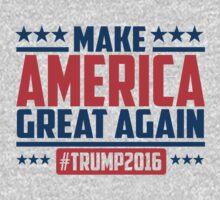 Make America great again One Piece - Short Sleeve