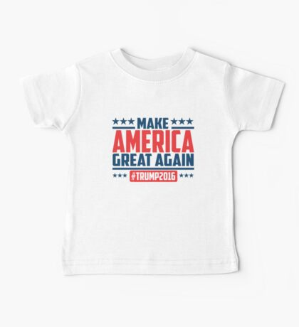 Make America great again Baby Tee