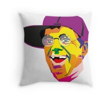 Jerry Lewis Throw Pillow