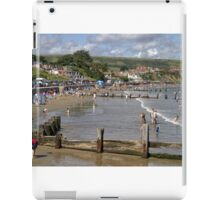 Swanage, Dorset, United Kingdom iPad Case/Skin
