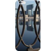 Embankment cast-iron fence iPhone Case/Skin