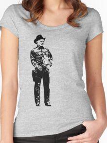 Gunslinger Women's Fitted Scoop T-Shirt