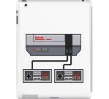 NES Pixel Art  iPad Case/Skin