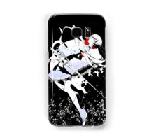 RWBY - White on Black Samsung Galaxy Case/Skin