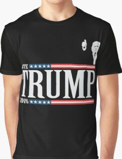 Vote for Trump 2016 Graphic T-Shirt