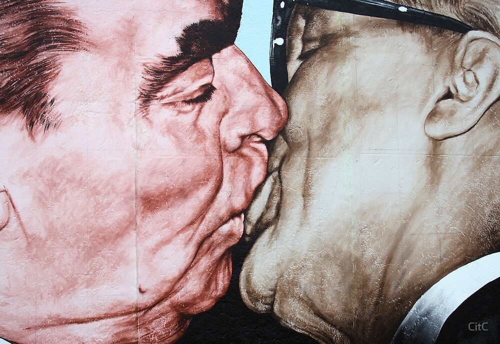 The Kiss by CitC