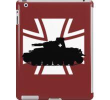 Panzer IV iPad Case/Skin