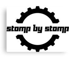Stomp by Stomp 2 Canvas Print