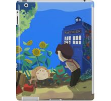 Doctor Who - Companion Planting iPad Case/Skin