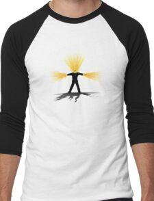 Time Lord Regeneration Men's Baseball ¾ T-Shirt