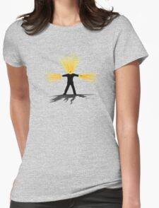 Time Lord Regeneration Womens Fitted T-Shirt