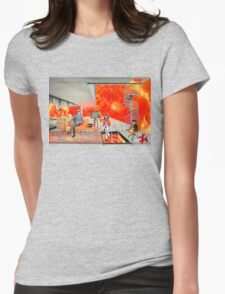 Sunny Home (De Luxe) Womens Fitted T-Shirt