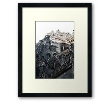 Vienna Cathedral Framed Print
