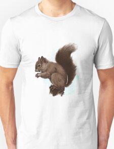 Squirrel.  Unisex T-Shirt