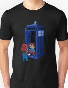 Mario Who Shirt - Dr Who T-Shirt