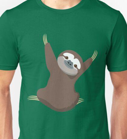 Baby Sloth Unisex T-Shirt
