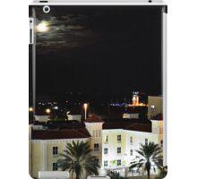 Full Moon Over St Petersburg 001 iPad Case/Skin