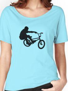 BMX Rider 3 Women's Relaxed Fit T-Shirt