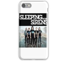 Sleeping With Sirens 1 iPhone Case/Skin