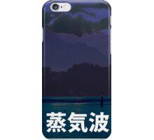 Vaporwave Landscape iPhone Case/Skin