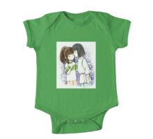Chihiro and Haku One Piece - Short Sleeve