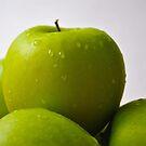 Green Apples by Bill Colman