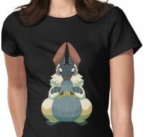 Little Lagombi Womens Fitted T-Shirt