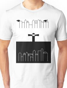 Rapture and Columbia Unisex T-Shirt