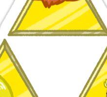 Triforce heroes Sticker