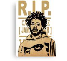 RIP Capital Steez Canvas Print