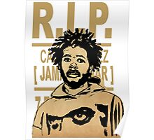 RIP Capital Steez Poster