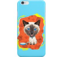 Siamese Cat iPhone Case/Skin